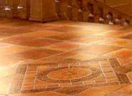 Immagine di pavimento in cotto